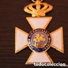 Militaria: MEDALLA DEL ORDEN DE SAN HERMENEGILDO DE JUAN CARLOS I. Lote 181430048