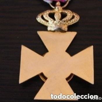 Militaria: MEDALLA DEL ORDEN DE SAN HERMENEGILDO DE JUAN CARLOS I - Foto 2 - 181430048