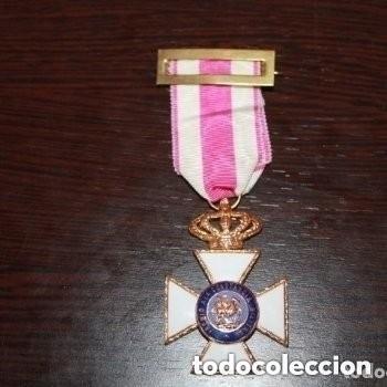 Militaria: MEDALLA DEL ORDEN DE SAN HERMENEGILDO DE JUAN CARLOS I - Foto 3 - 181430048