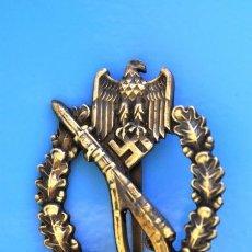 Militaria: INSIGNIA DE ASALTO DE INFANTERÍA-3ER REICH ALEMANIA. Lote 181495012