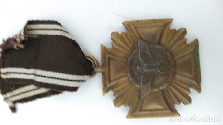 Militaria: Medalla al merito del partido nazi Alemania 3er Reich - Foto 2 - 181513646