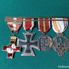 Militaria: PASADOR DE LA DIVISIÓN AZUL. Lote 182382551