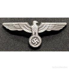Militaria: INSIGNIA GORRA AGUILA WEHRMACHT ALEMANIA TERCER REICH PARTIDO NAZI. Lote 182406512
