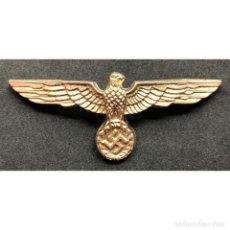 Militaria: INSIGNIA GORRA AGUILA WEHRMACHT ALEMANIA TERCER REICH PARTIDO NAZI. Lote 182408711