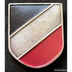 Militaria: INSIGNIA CASCO COLONIAL AFRIKA KORPS ALEMANIA TERCER REICH PARTIDO NAZI WEHRMACHT. Lote 226376495
