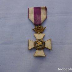 Militaria: * ANTIGUA MEDALLA DE SAN HERMENEGILDO, FRANQUISTA. ORIGINAL. ZX. Lote 182430535