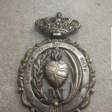 Militaria: MEDALLA VÍCTIMAS DEL DOS DE MAYO 1808. Lote 182499311