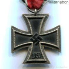 Militaria: ALEMANIA III REICH. CRUZ DE HIERRO DE 2ª CLASE. MODELO 1939. 2ª GUERRA MUNDIAL. CENTRO MAGNÉTICO.. Lote 182500165