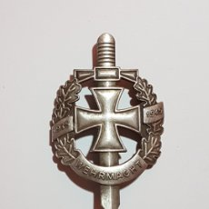 Militaria: DISTINTIVO EN BROCHE WEHRMACHT 1935-1945. Lote 182504338