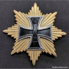 Militaria: MEDALLA GRAN CRUZ DE LA CRUZ DE HIERRO 1870 ALEMANIA IMPERIO ALEMÁN. Lote 182538217
