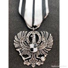 Militaria: MEDALLA ORDEN DE LA CASA REAL HOHENZOLLERN ALEMANIA IMPERIO ALEMÁN. Lote 182539072