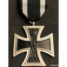 Militaria: MEDALLA CRUZ DE HIERRO 1870 SEGUNDA CLASE ALEMANIA IMPERIO ALEMÁN. Lote 182539403