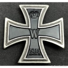 Militaria: MEDALLA CRUZ DE HIERRO 1914 PRIMERA CLASE ALEMANIA IMPERIO ALEMÁN. Lote 182539845
