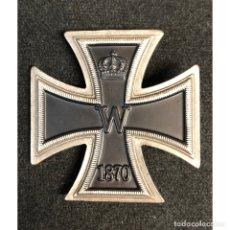 Militaria: MEDALLA CRUZ DE HIERRO 1870 PRIMERA CLASE ALEMANIA IMPERIO ALEMÁN. Lote 295300843