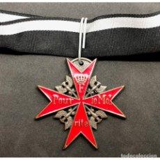 Militaria: MEDALLA POUR LE MERITE ALEMANIA IMPERIO ALEMÁN. Lote 182540203