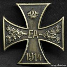 Militaria: MEDALLA CRUZ AL MERITO DE GUERRA 1914 PRIMERA CLASE ALEMANIA IMPERIO ALEMÁN. Lote 295300818