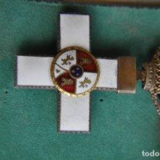 Militaria: MEDALLA MERITO MILITAR ALFONSO XII-XIII. Lote 182598828