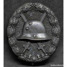 Militaria: INSIGNIA HERIDO EN NEGRO WWI PRIMERA GUERRA MUNDIAL ALEMANIA IMPERIO ALEMÁN. Lote 182616762