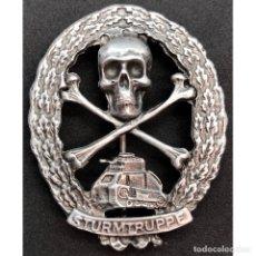 Militaria: INSIGNIA PANZERKAMPF WWI PRIMERA GUERRA MUNDIAL ALEMANIA IMPERIO ALEMÁN. Lote 182618435