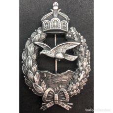 Militaria: INSIGNIA PILOTO LUFTSTREITKRÄFTE WWI PRIMERA GUERRA MUNDIAL ALEMANIA IMPERIO ALEMÁN. Lote 182619531