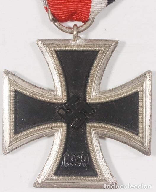 Militaria: Insignia Cruz de Hierro de 2 clase, original alemán Segunda Guerra Mundial - Foto 4 - 182643655
