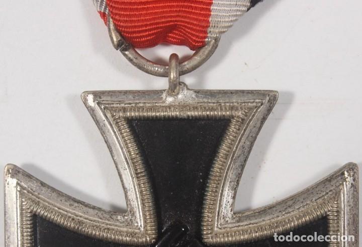 Militaria: Insignia Cruz de Hierro de 2 clase, original alemán Segunda Guerra Mundial - Foto 5 - 182643655