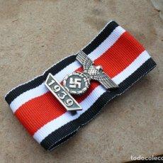 Militaria: DIE SPANGE ZUM EISERNEN KREUZ 2 KLASSE. TERCER REICH. NAZI.. Lote 182739481