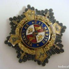 Militaria: MEDALLA MILITAR CRUZ DE GUERRA 1938-1942 . Lote 182798920