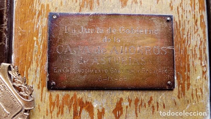Militaria: DIPUTACIÓN PROVINCIAL DE OVIEDO.- RAMÓN MUÑOZ GONZÁLEZ Y BERNALDO DE QUIRÓS. - Foto 3 - 182977073
