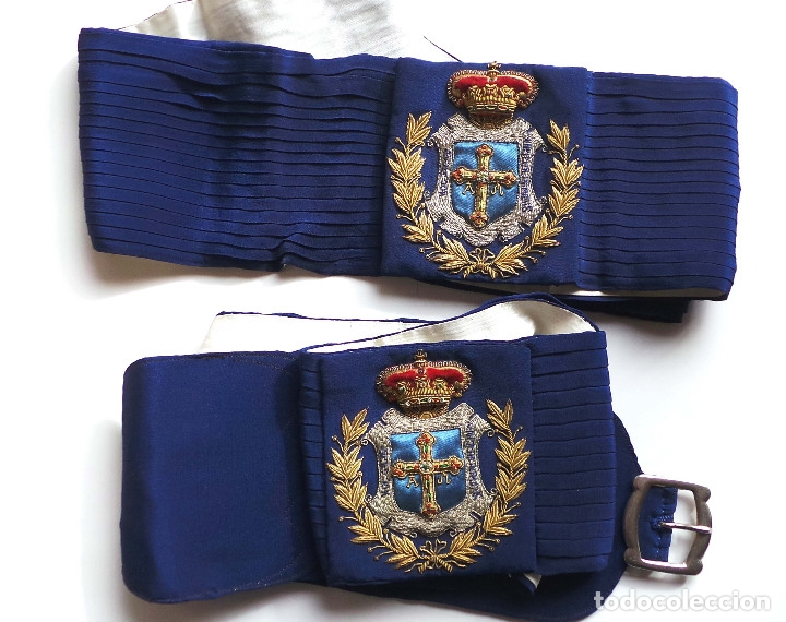 Militaria: DIPUTACIÓN PROVINCIAL DE OVIEDO.- RAMÓN MUÑOZ GONZÁLEZ Y BERNALDO DE QUIRÓS. - Foto 7 - 182977073