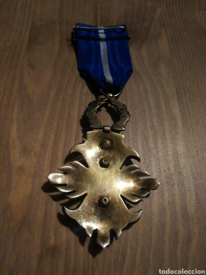 Militaria: Condecoración al mérito civil - Foto 4 - 183200188