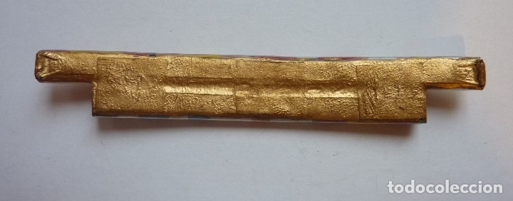 Militaria: Pasador diario veterano Guerra Civil - Cintas de 7 medallas: Mérito militar, alzamiento, italiana... - Foto 2 - 183203768