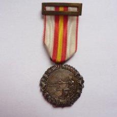 Militaria: ESPAÑA: MEDALLA NAVAL INDIVIDUAL. MODELO ALFONSO XIII.. Lote 183341077