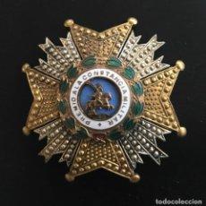 Militaria: PLACA ORDEN DE SAN HERMENEGILDO. Lote 183456031