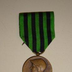 Militaria: MEDALLA DE FRANCIA. REPÚBLICA FRANCESA 1870 1871 A LOS DEFENSORES DE LA PATRIA. 13 GR. Lote 183622196
