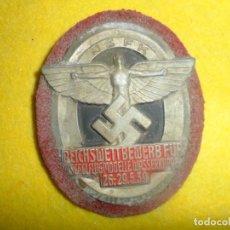 Militaria: INSIGNIA ALEMANA DE LA .N..S--F--K. Lote 183679446