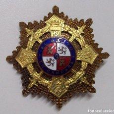 Militaria: PLACA CRUZ DE GUERRA. Lote 183826512
