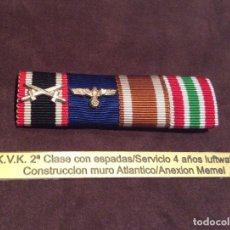Militaria: PASADOR DIARIO ALEMANIA. II GUERRA MUNDIAL. III REICH.. Lote 183852620
