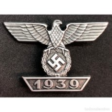 Militaria: SPANGE DE LA CRUZ DE HIERRO 1939 PRIMERA CLASE. Lote 197646047