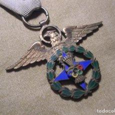 Militaria: MUY RARA MEDALLA. FALANGE DE LAS JONS. PERTENECIÓ A MUY DESTACADO FALANGISTA.. Lote 184223135