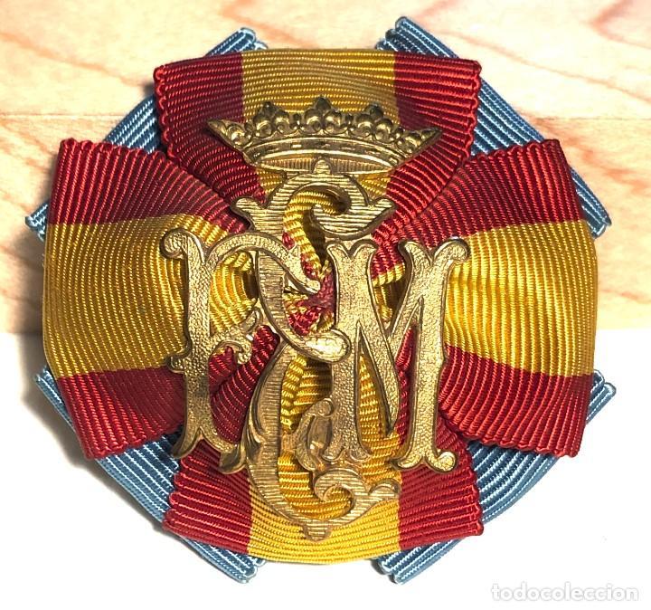 Militaria: Distintivo Profesorado de la Escuela de Estado Mayor del Ejército. Época Franco. - Foto 2 - 184341971