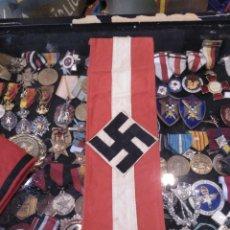 Militaria: BRAZALETE HITLER NAZI JUVENTUDES HITLERIANAS. Lote 184359703
