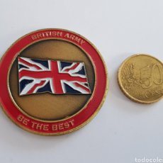 Militaria: MEDALLA ORIGINAL BRITISH ARMY BE THE BEST. Lote 184777867