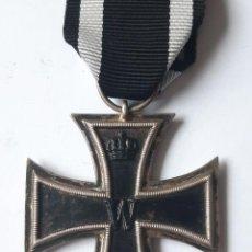 Militaria: ALEMANIA - CRUZ DE HIERRO DE 2ª CLASE I GUERRA MUNDIAL. Lote 184848271