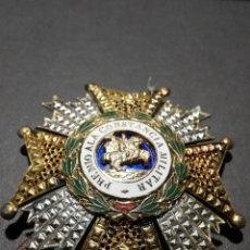 Militaria: PLACA ORDEN DE SAN HERMENEGILDO. Lote 184008151