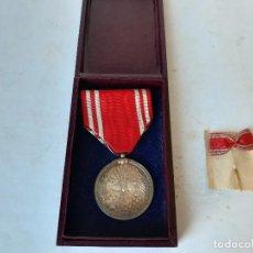 Militaria: 4. WW2. JAPÓN. MEDALLA CRUZ ROJA. 1939 1945. CON CAJA. Lote 185702866