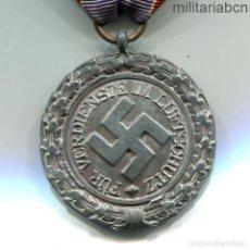 Militaria: ALEMANIA III REICH. MEDALLA DE LA LUFTSCHUTZ. ZINC. LUFTSCHUTZ-EHRENZEICHEN. Lote 185727962