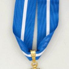 Militaria: ENCOMIENDA DEL ORDEN MERITO CIVIL MEDALLA ORDEN MERITO CIVIL MATERIAL: ZAMAK TAMAÑO: 4.7X5 CM 09558. Lote 186343726