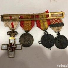 Militaria: PASADOR,CONDECORACIONES. Lote 186364472
