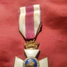Militaria: MEDALLA ORDEN SAN HERMENEGILDO. Lote 187204477